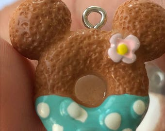 Disney bagel charm