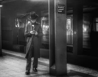 Broadway/Lafayette Station