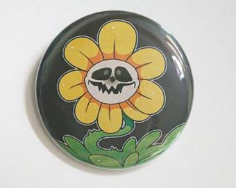 Undertale - Evil Flowey badge