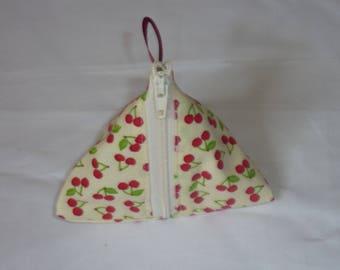 Cherry cherries pouch