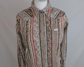 Western vintage style shirt
