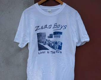 Zero Boys (punk, 80s, hardcore, punkrock)