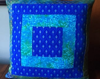 Vermont Quilted Pillow 18 x 18