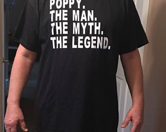 Poppy the man the myth the legend