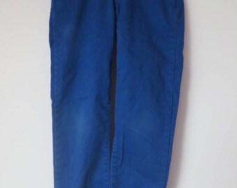1695: pants blue 6years Cfk Ebondy