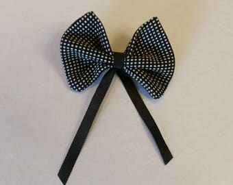 First Doctor Hair Bow
