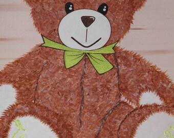 """""""Teddy bear soft"""" customizable table"""