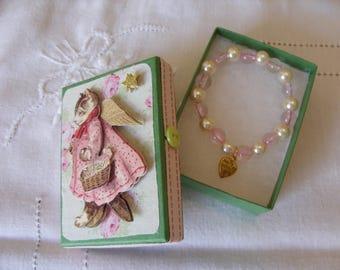 Girl's Bracelet & Gift Box Set