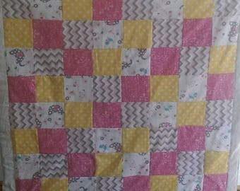 Baby quilts for girls or boys