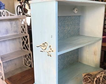 Small Book Shelf for collectibles, storage