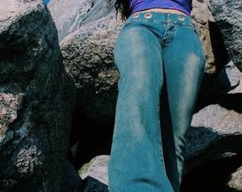 60s Bell Bottom Jeans