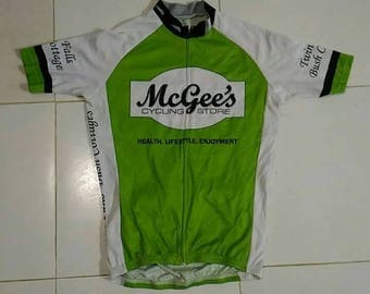 Vintage cycle jersey