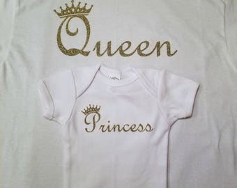 Customized baby onesie, bodysuit, shirt, or hoodie. Halloween, Thanksgiving, Christmas, etc. Personalize it by messaging me!!
