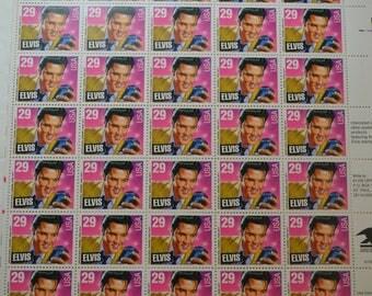 Elvis Stamps 40 Unused/Mint .29 cent