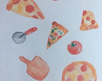 Pizza Deco (D84)