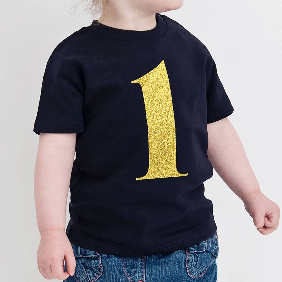 Birthday Shirts For One Year Old