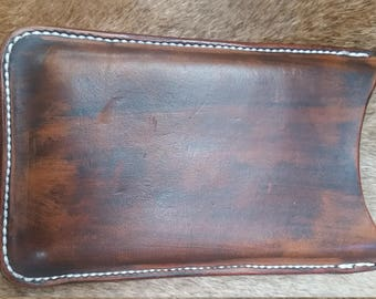 Cell Phone Case Dark Brown