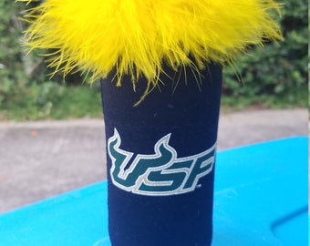 Univ of South Florida Neoprene Bottle Cooler
