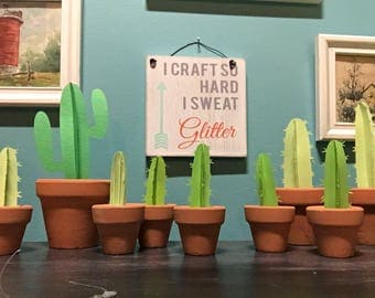Paper Cactus Variety Pack