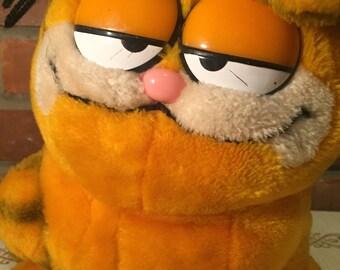 1981 Garfield Plush