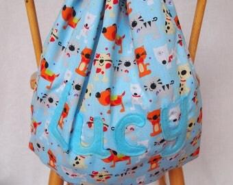 Children's Drawstring Bags