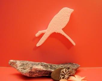 Bird 2 models F00015 polystyrene holiday, wedding, ceremony on measures