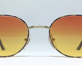 Roccobarocco AV-33 / Vintage Sunglasses / Custom Lens / NOS Unworn / Made In Italy