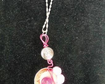 Jewel Cap Pink