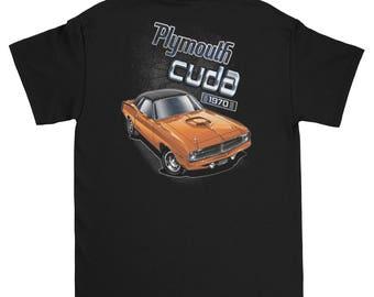 1970 Plymouth Hemi Cuda T Shirt