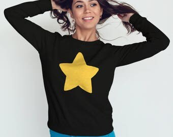 Steven Universe Coral -  Cartoon Star Movie Film Trending Funny Sweater Sweatshirt  S-3XL