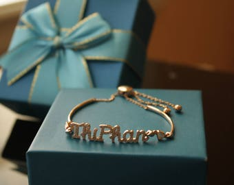 Personalized Name Bracelet - Gift For Her