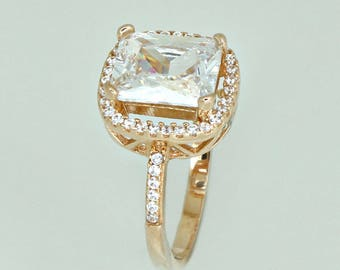 Golden ring K14