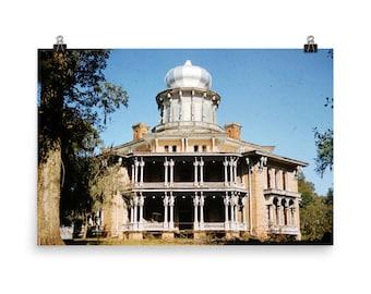 Longwood Plantation House