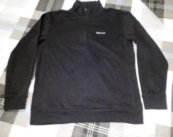 Very Nice Marmot Half Zipper Pullover Sweatshirt