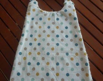 Elastic or towel bib