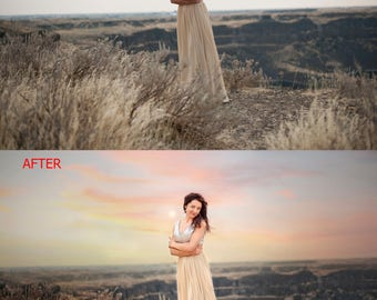 Photo editing, professional photo retouching