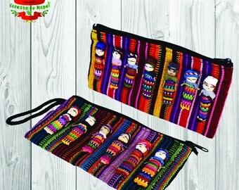 Canvas purse