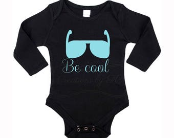 Be Cool Infant One-Piece