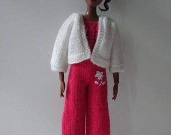 Combi + cardigan doll Mannequin