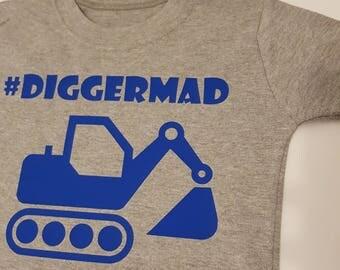 Digger mad
