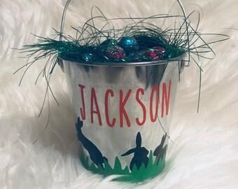 Bunny Buckets / Easter Buckets