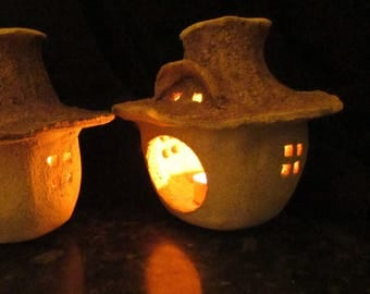 Cottages by Candlelight