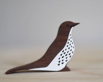 BIRDY wooden toy