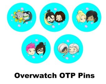 Overwatch OTPs