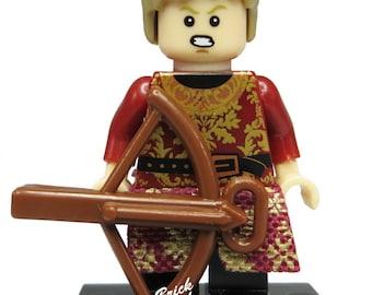 Joffrey Baratheon: Game of Thrones (LEGO Compatible)