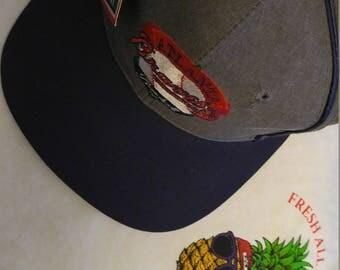 Vintage Atlanta Braves Hat