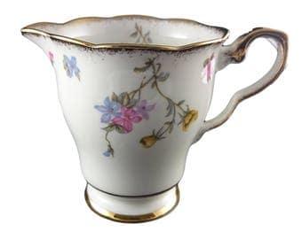 Royal Stafford Violets-Pompadour Milk Jug