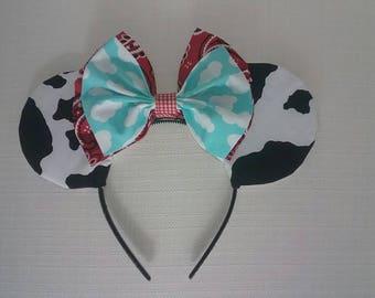Toy Story Jessie Ears