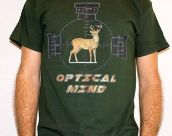 Optical Mind / HNT 4 - Hunting Man T-shirt