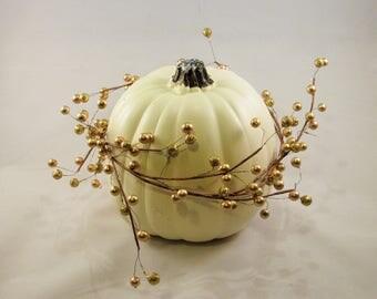 Festive Fall Pumpkin